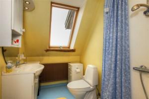 Badeværelset, 1. sal