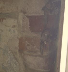 væggens tilstand