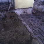 Berit og Thor har gravet RIGTIGT meget sand og jord af