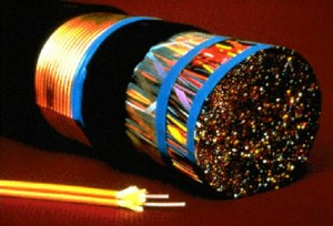 Forskellen mellem fiber og kobber