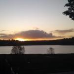 Endnu en drømme solopgang